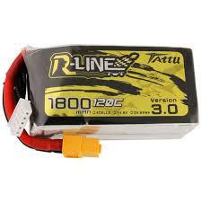 TATTU R-Line V3   1800mAh  14.8V  120C