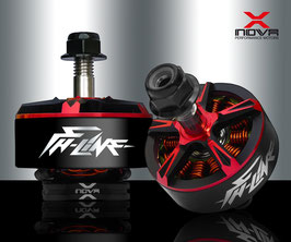 Xnova Freestyle 2207 - 1650KV  hard line