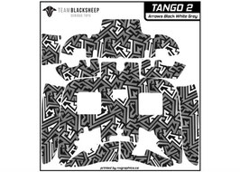 TBS TANGO 2 SKIN - Arrows B and W