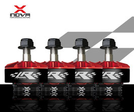 Xnova LITE 2207 - 1800KV motor combo (4 pc.)