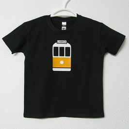 28 Tram T-shirt | Black Colour
