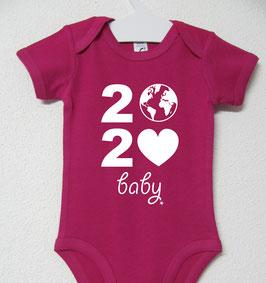Babygrow 2020 | Cor Fúcsia