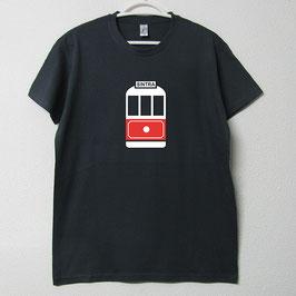T-shirt Eléctrico de Sintra | Cor Cinza Rato