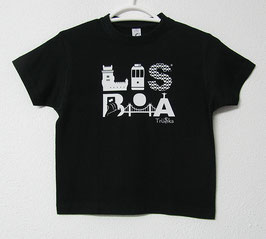 Lisboa T-shirt | Black Colour