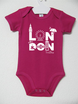 Babygrow London | Cor Fúcsia