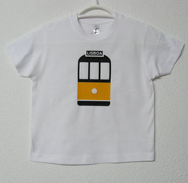 28 Tram T-shirt | White Colour