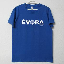 Évora T-shirt | Royal Blue Colour