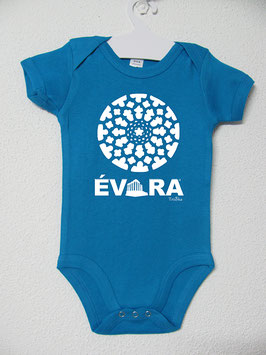 Évora Onesie | Aqua Colour