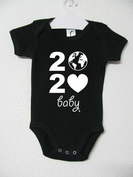 2020 Onesie | Black Colour