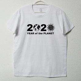 T-shirt 2020 | Cor Branco