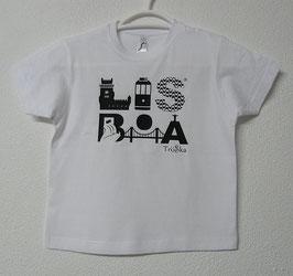 T-shirt Lisboa | Cor Branco