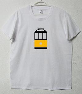 28 Tram T-shirt | White Colour