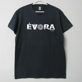 T-shirt Évora | Cor Cinza Rato