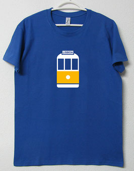 T-shirt Eléctrico 28 | Cor Azul Royal