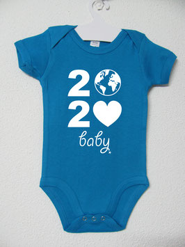 2020 Onesie | Aqua Colour