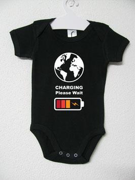 Babygrow Charging | Cor Preto