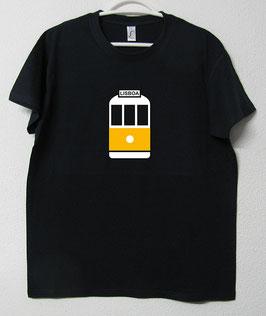 T-shirt Eléctrico 28 | Cor Azul Marinho