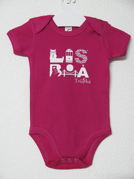Lisboa Onesie  | Fuschia Colour