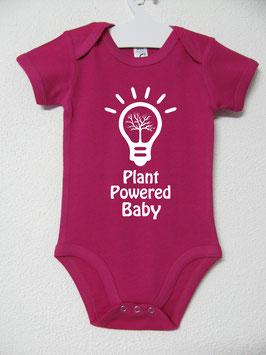 Babygrow Plant Powered | Cor Fucsia