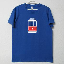 T-shirt Eléctrico de Sintra | Cor Azul Royal