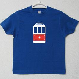 T-shirt Eléctrico Sintra | Cor Azul Royal