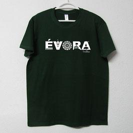 T-shirt Évora | Cor Verde garrafa
