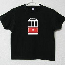 T-shirt Eléctrico Sintra | Cor Preto