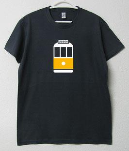 28 Tram T-shirt | Gray Colour