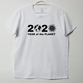 2020 T-shirt | White Colour