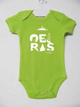 Oeiras Onesie | Lime Colour