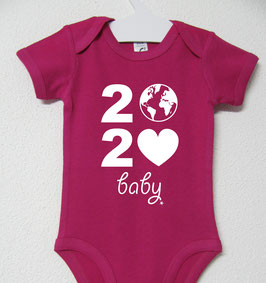 2020 Onesie | Fucsia Colour
