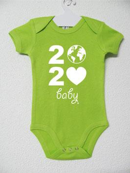 Babygrow 2020 | Cor Lima