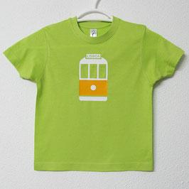 T-shirt Eléctrico 28 | Cor Lima