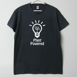 Plant Powered T-shirt | Grey Colour