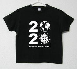 2020 T-shirt | Black Colour