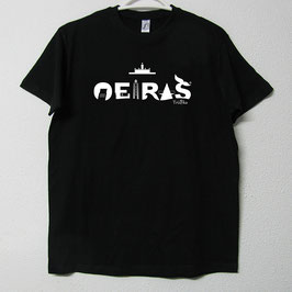 Oeiras T-shirt | Black Colour