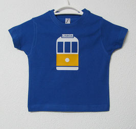 28 Tram T-shirt | Royal Blue Colour