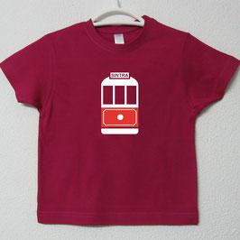 Sintra Tram T-shirt | Fucsia Colour