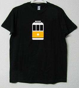 T-shirt Eléctrico 28 | Cor Preto