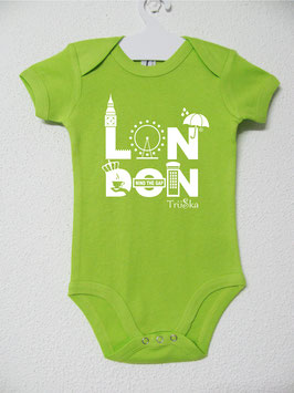 Babygrow London | Cor Lima