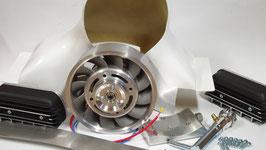 Gebläse Einheit Typ 1 + Ventildeckel