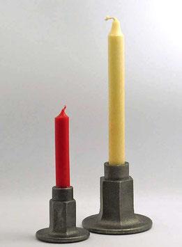 """Kerzenhalter No.4 """"Raw"""" aus Temperguss"""