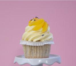 Marille-Lavendel Cupcake - Glutenfrei!!