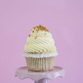 Weißer Schoko-Rosmarin Cupcake - GLUTENFREI!