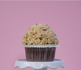 Karamell Cupcake vegan!