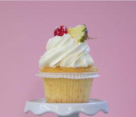 Pina Colada Cupcake (vegan)