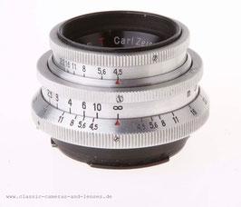 Tessar 1:4,5 f=4cm, Carl Zeiss Jena