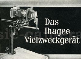 Das Ihagee Vielzweckgerät, 1959
