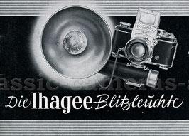 Die Ihagee-Blitzleuchte