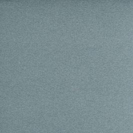 Bündchen Heike rauchblau meliert 0,25m x 0,5m